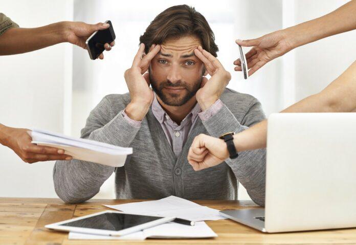 Tips agar Tidak Stress Ketika Beban Kerjaan Bertambah